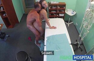 عیار در جوراب شلواری سکسی می شود ضرب دیده شده توسط دو فیلمسکسیرایگان در یک سوراخ